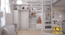 3D-визуализация лестницы, заказать